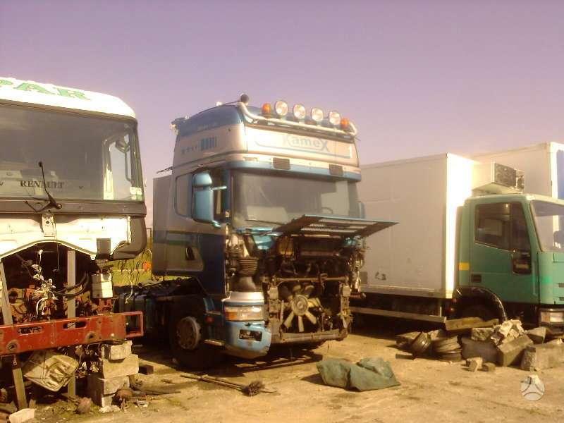 Scania 144.460, vilkikai