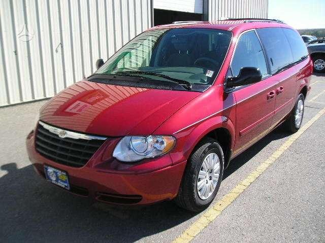 Chrysler Town & Country. 2.4l , 2.5l , 3.3l , 3.8l ,