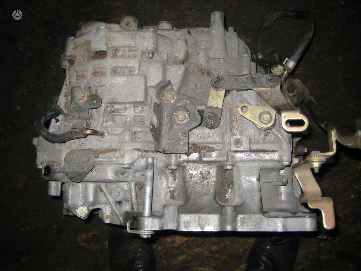 Nissan Murano pavarų dėžė