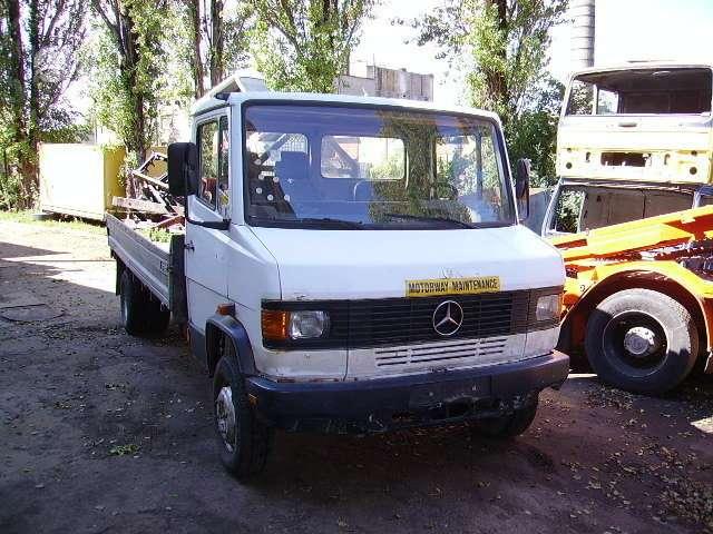 Mercedes-Benz, 609, sunkvežimiai