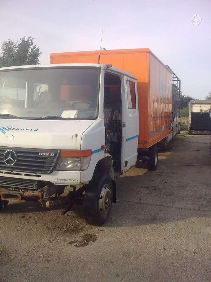 Mercedes-Benz, 612-812-814 VARIO