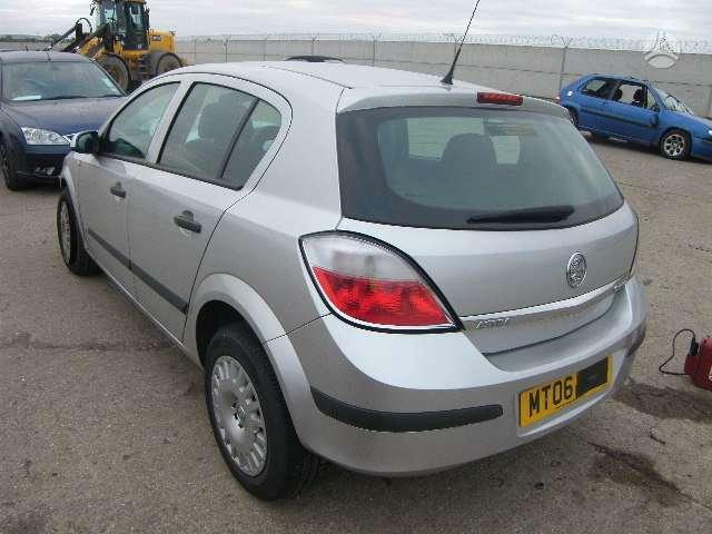 Opel Astra. Turime 1,7l dyzeline ,1,6l. benzinines su automatine