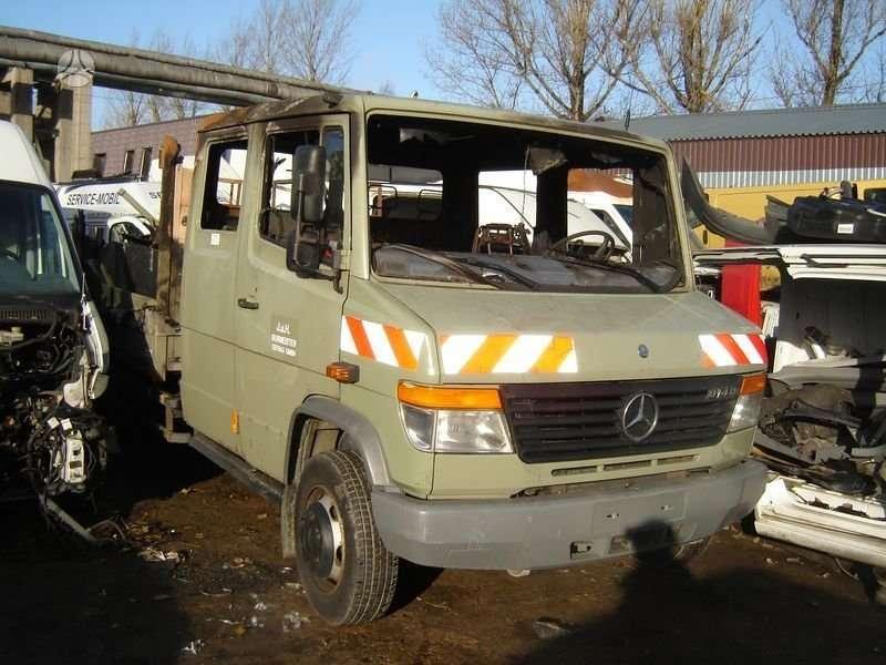 Mercedes-Benz 814 Vario, sunkvežimiai
