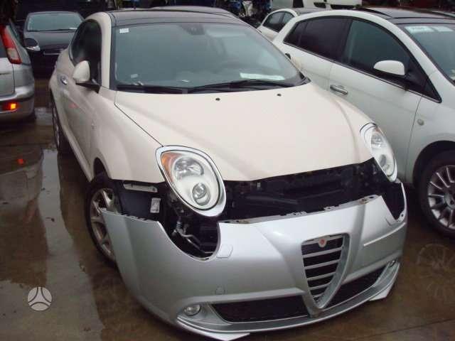 Alfa Romeo Mito dalimis