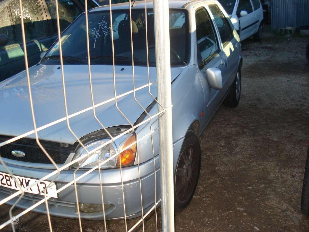 Ford Fiesta dalimis. Iš prancūzijos. esant galimybei,