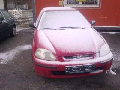 Honda Civic. Japoniski ir korejietiski automobiliai dalimis www.
