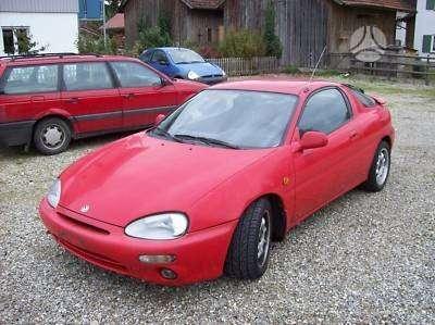 Mazda MX-3. Japoniski ir korejietiski  automobiliai dalimis www.