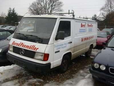 Mercedes-Benz 100, krovininiai mikroautobusai