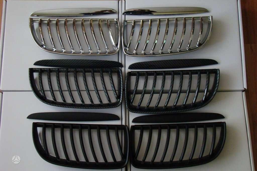 BMW 3 serija. tuning dalys. groteles bmw e90-e91-e92-e93 ,bei