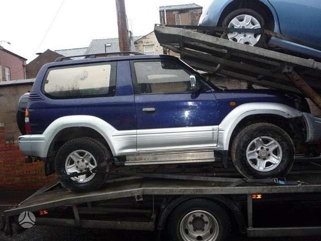 Toyota Land Cruiser. доставка бу запчастей с разтаможкой в минск