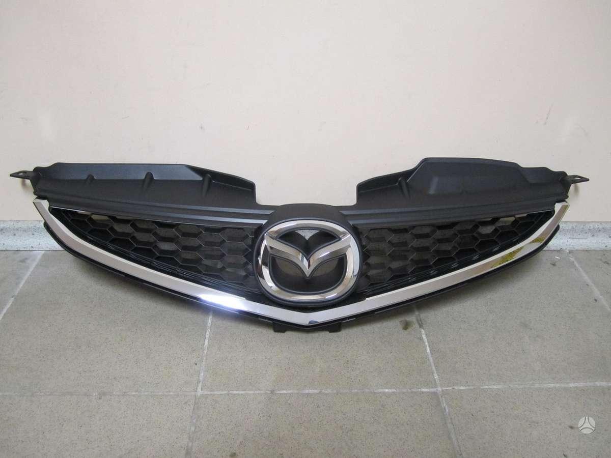 Mazda 5. Naudotos ir naujos japoniškų ir korėjietiškų a/m kė