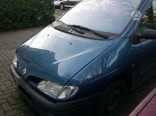 Renault Scenic dalimis. Is vokietijos.