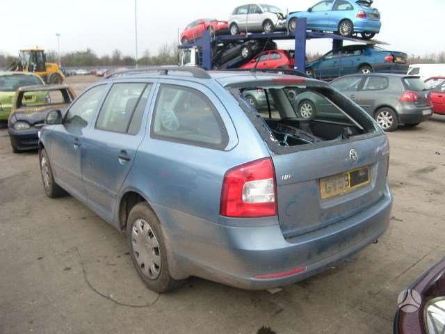 Skoda Octavia. Angliskas automobilis. turime vairo perkelimo is