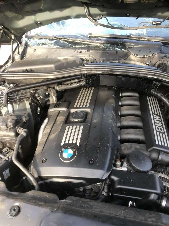 BMW 530. Bmw 530 2007 metai variklis n52 b30, automatine pavaru