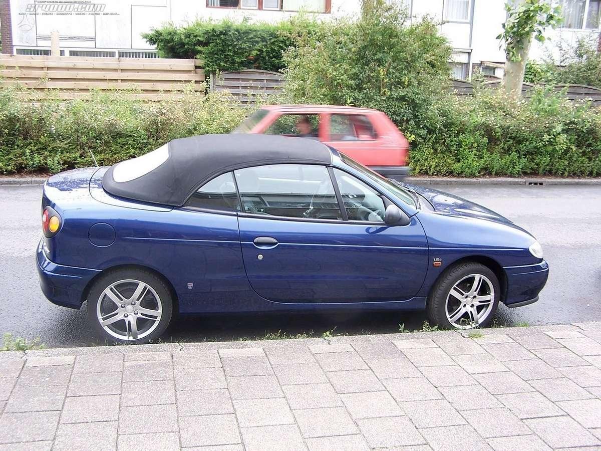 Renault Megane. Iš vokietijos. uab