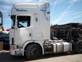 Scania 124 l, semi-trailer trucks
