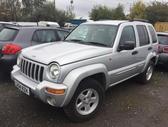 Jeep Cherokee по частям. Automobilis dalimis pramones g 97 naujo
