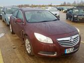Opel Insignia, 2.0 l., hatchback