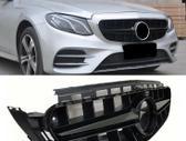 Mercedes-Benz E klasė. gt r optik groteles spoileriai amg