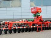 AGRO-MASZ BM75, Žemės dirbimo / ruošimo technika