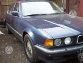 BMW 7 serija. Varikliai v8 3 0l dalimis yra ir visa 4 0l v8 ar
