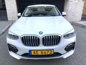 BMW X4, 2.0 l., apvidus