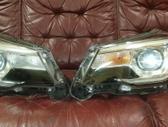 Subaru Forester. Europiniai deveti originalus zibintai ir kitos d