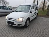 Opel Combo, 1.7 l., mpv / minivan