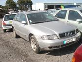 Audi A4 dalimis. Iš prancūzijos. esant galimybei, organizuojam