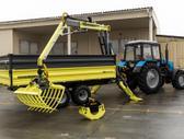 -Kita- DL AGROMASTER, traktorinės priekabos