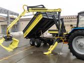 -Kita- DL AGROMASTER, тракторные прицепы