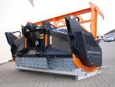 TMC Cancela TFX250, smulkintuvai / skaldyklės