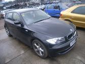 BMW 116 for parts. Kiekviena savaite sandelio papildymas ko