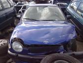 Toyota Corolla dalimis. Superkame defektuotus automobilius