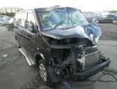 Volkswagen Multivan. Anglas dalimis autodalys taip pat perkam...