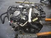 Mercedes-Benz M klasė. Visas variklis dalimis