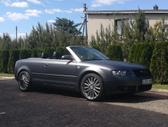 Audi A4, 2.4 l., kabrioletas