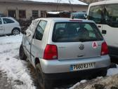 Volkswagen Lupo dalimis. Variklis aku. iš prancūzijos. esant