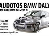 BMW 528. Didelis bmw detaliu asortimentas nuo 2007 metu ir