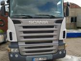 Scania R 420, 2 спальных места