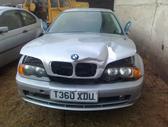 BMW 323 dalimis. Dalimis - bmw 323 1999 2.5l 2494cm3 bendz