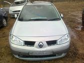 Renault Megane dalimis. Dalimis - renault megane 2003 1.6l 16v