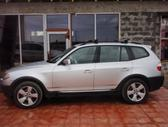 BMW X3 по частям. Bmw x3 2.5i, 3.0i, 2.0d, 3.0d 2004-2008m.