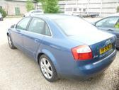 Audi A4. Variklis  parduotas. yra  mech.  pavaru  deze - fxt