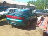 Mazda 323F dalimis. Iš prancūzijos. esant galimybei,