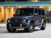 Mercedes-Benz G63 AMG, 5.5 l., suv / off-road