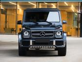 Mercedes-Benz G63 AMG, 5.5 l., apvidus