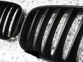 BMW Z4. priekines groteles  nuo 09m - juodos lakuotos. juodos