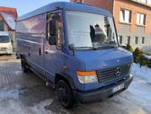 Mercedes-Benz Vario, cargo from 3,5 t up to 5 t