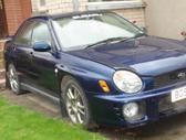 Subaru Impreza, 2.0 l., sedanas